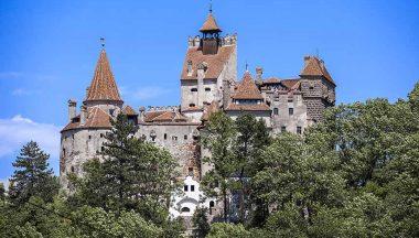 Translyvania Bran Castle Viaggio Per Halloween