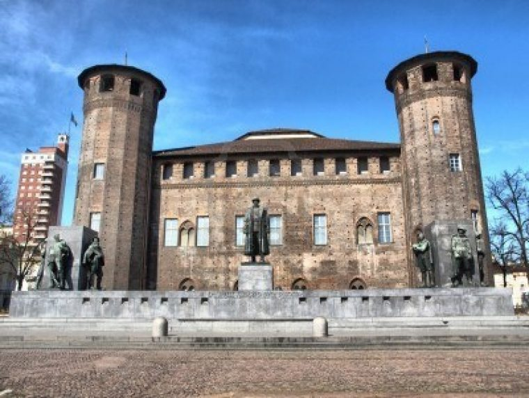 Palazzo Madama Palazzo Reale In Piazza Castello Torino
