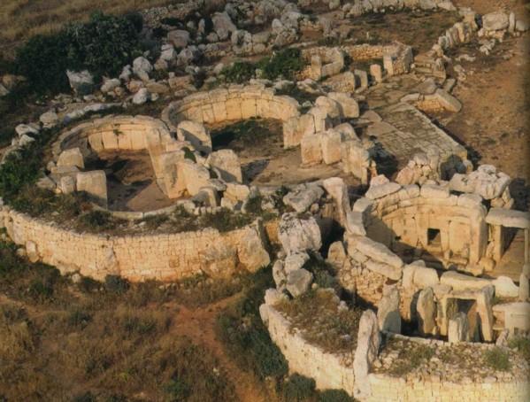 Malta_templi megalitici