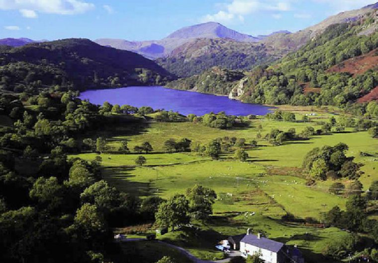 North Wales Scenery