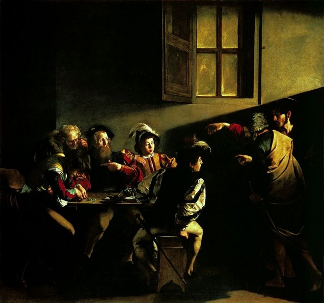 La Vocazione di Matteo