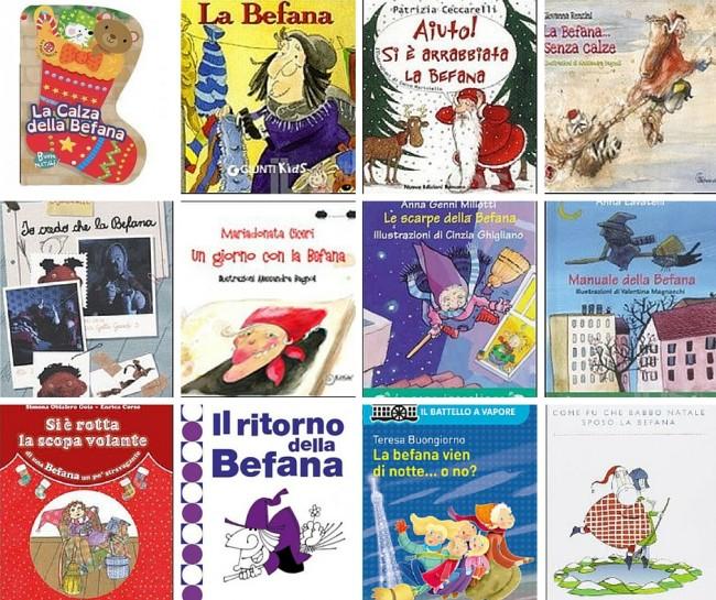 libri sulla Befana per bambini