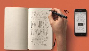 Moleskine Tablet: gli appunti dal Paper Tablet subito online