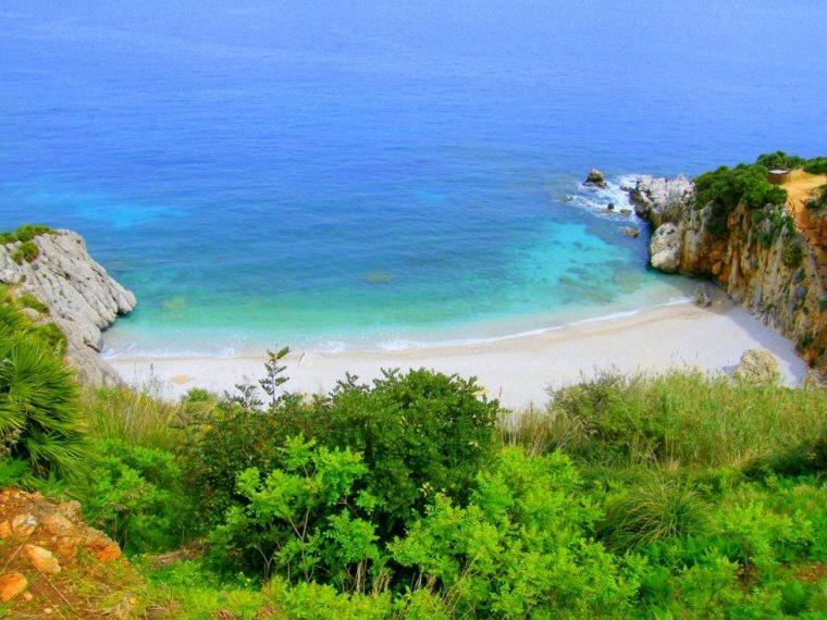 Zingaro Le Spiagge Più Belle D'Italia