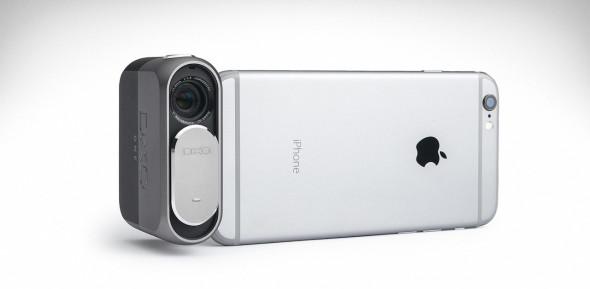 accessori fotografici per iphone