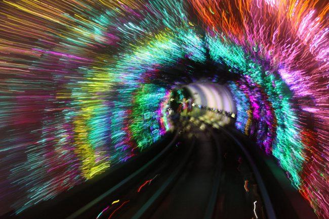 Metro ad arte. Shangai