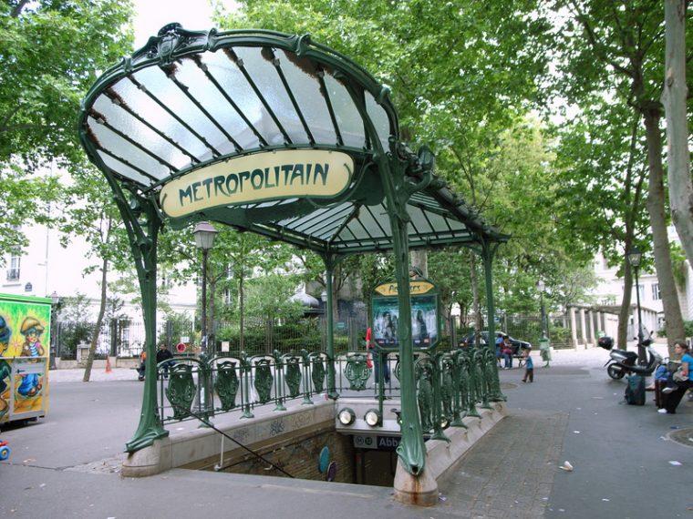 Metro Parigi Liberty