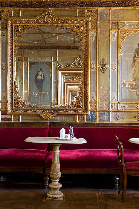 Venezia. Caffetterie e ristoranti artistici