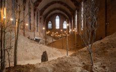 Il Giardino dei sussurri. A Tolosa il deserto mistico di Op de Beeck