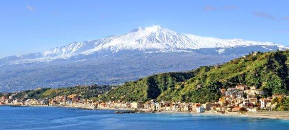 Etna- 5 isole vulcaniche