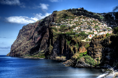 Madera-5 isole vulcaniche