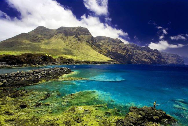 Tenerife-5 isole vulcaniche