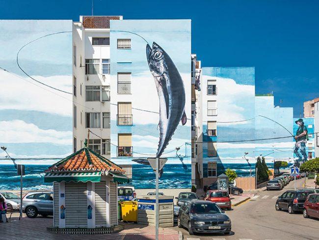 Murales Spagna