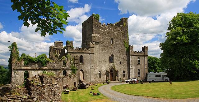 Irlanda_ Leap castle