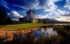 Irlanda ross-castle