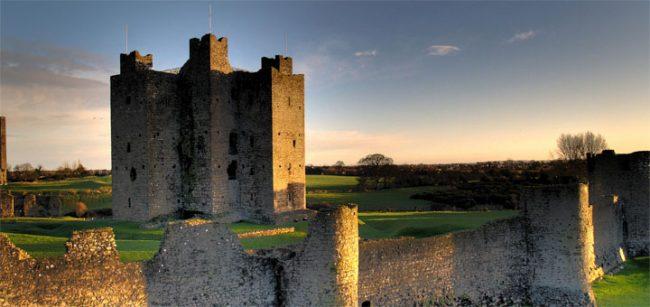 Irlanda_ Trim castle