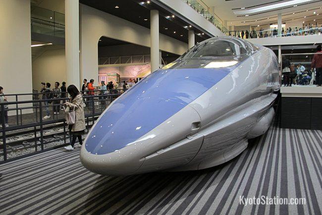 Musei del treno-Kyoto