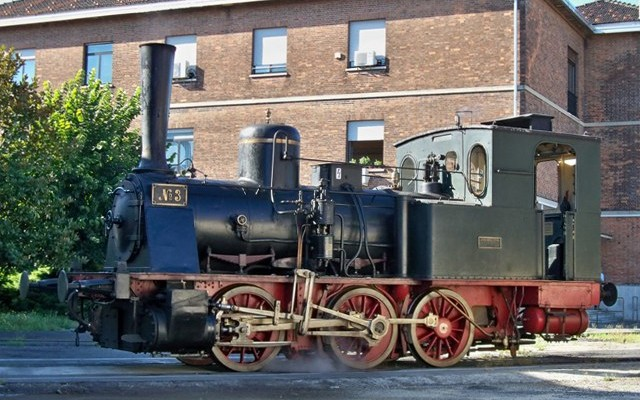 Museo del treno_Piemonte