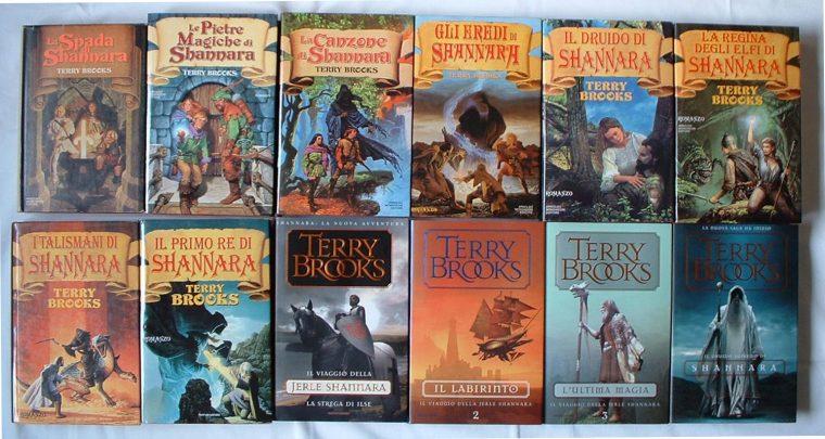 Le Cronache Di Shannara Libri